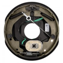 "TruRyde Self-Adjusting 10"" x 2.25"" Electric Trailer Brake - Left Hand (Driver's Side) - 3,500 lbs. Axle Capacity"