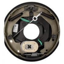 "TruRyde Self-Adjusting 10"" x 2.25"" Electric Trailer Brake - Right Hand (Passenger's Side) - 3,500 lbs. Axle Capacity"