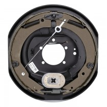 """TruRyde Self-Adjusting 12"""" x 2"""" Electric Trailer Brake - Right Hand (Passenger's Side) - 7,000 lbs. Axle Capacity"""