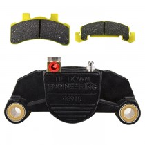 """Tie Down Engineering Caliper 46910 with Pads """"G5"""" Series - Fits 3,500 lb. to 6,000 lb. Axles"""