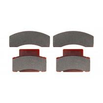 Kodiak 338 Caliper Replacement Disc Brake Pads - Ceramic