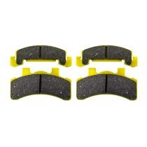 Tie Down Engineering 46910 Caliper Replacement Disc Brake Pads - Ceramic