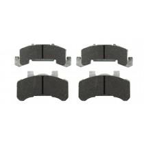 Tie Down Engineering 46304 Caliper Replacement Disc Brake Pads - Metallic