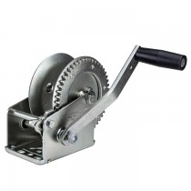 "Fulton 1,800 lbs. Single Speed Hand Winch - 8"" Handle"