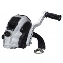 Fulton F2™ Series 3,200 lbs. Two Speed Trailer Winch with 20' Strap - 4 Position Handle