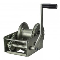 "Fulton 2,500 lbs/ Deluxe Brake Winch - 11"" Handle"