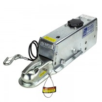 Tie Down Engineering 6,600 lbs. Model 660E Actuator - Zinc Plated - Drum Brakes
