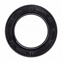 """Double Lip Grease Seal - 1.68"""" I.D. - 2.56"""" O.D. Markings: 168255"""