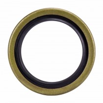 """Double Lip Grease Seal - 1.68"""" I.D. - 2.32"""" O.D. Markings: 168233"""