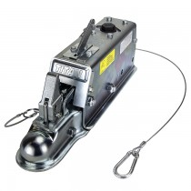 Titan-Dico 6,000 lbs. Model 60 Actuator with Lever Lock - Zinc Plated - Drum Brakes