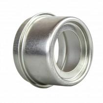 """1.98"""" (1 31/32"""") E-Z Lube®  Zinc Grease Cap - No Rubber Plug"""