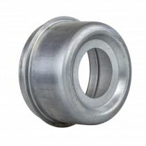 """2.45"""" (2 7/16"""") E-Z Lube® Zinc Grease Cap - No Rubber Plug"""