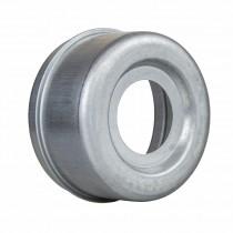 """2.72"""" (2 23/32"""") E-Z Lube®  Zinc Grease Cap - No Rubber Plug"""