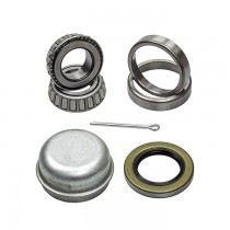 "1"" x 1"" Bearing Kit with L44643 Bearings and GS2 Grease Seal"