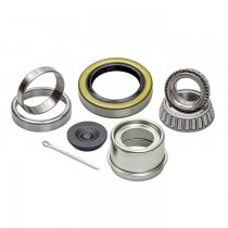 "1 1/16"" x 1 3/8"" Bearing Kit with L68149 and L44649 Bearings, GS6 Grease Seal, and Lube Dust Cap"