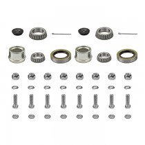 Bearings, Seals, Caps, and Bolts Kit - Fits Kodiak Disc Brake Kits F5855 & F5856