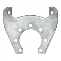 "Tie Down Engineering Mounting Bracket for 10 5/8"" Cap Over Style Rotor"