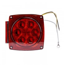 Left Tail Light - Driver Side - Submersible