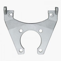 "Kodiak Mounting Bracket for 10"" Cap Over Style Rotors - Dacromet Coated"