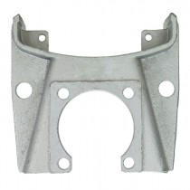 "Kodiak Mounting Bracket for 13"" Integral Hub/Rotor & 13"" Cap Over Rotor - Fits 8,000 lbs. 4 Bolt Flange Axles - E-coated"