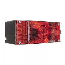 Left Tail Light - Driver Side - Submersible #3026