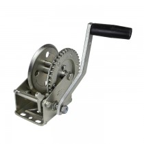 "Fulton 1,500 lbs. Single Speed Hand Winch - 8"" Handle"