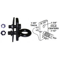 "Pintle Eye - 3"" I.D. with 1 3/4"" x 3 3/4"" Bolt"