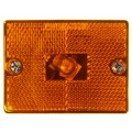 "Marker Light - Amber - 2"" x 2 3/4"""