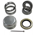 """1"""" x 1"""" Bearing Kit with L44643 Bearings and GS2 Grease Seal"""