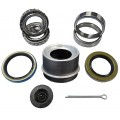 """1 1/16"""" x 1 1/16"""" Bearing Kit with L44649 Bearings, GS2, and GS9 Grease Seals, and Lube Dust Cap"""