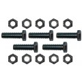"3/8"" Bolts and Nuts for (1) 12"" x 2"" Electric or Hydraulic Brake"