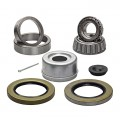 "1 1/4"" x 1 3/4"" Bearing Kit with L25580 and 14125A Bearings, GS11 and GS15 Grease Seals, and Lube Dust Cap"